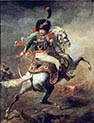 Officer of the Chasseurs