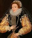 Drewe Portrait of Elizabeth one