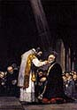 The last communion of Saint Joseph of Calasanz