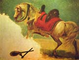 the horse of mustapha pasha