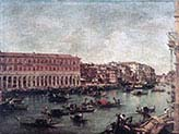 Grand Canal at the Fish Market