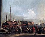 Market at the Molo