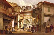 Old China Street in Canton