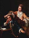 David Garrick with His Wife