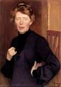 portrait of tekla hultin