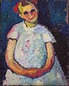 Child with Folded Hands