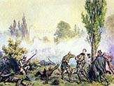 The Battle of Miloslaw