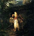 Children in the Forest