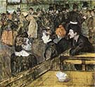 At the Moulin de la Galette