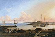 Fort and the Ten Pound Island, Gloucester, Massachusetts