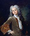 Portrait of a Young Man with a Wig
