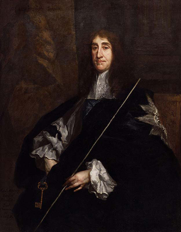 Edward Montagu Second Earl of Manchester