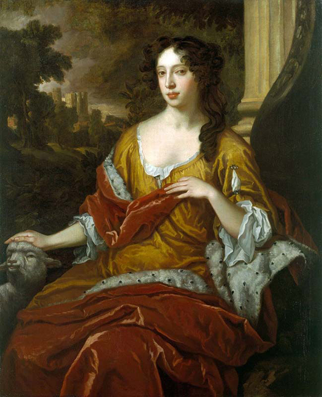Mary of Modena-when Duchess of York