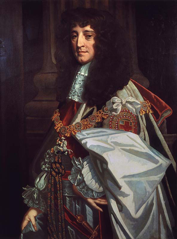 Prince Rupert Count Palatine