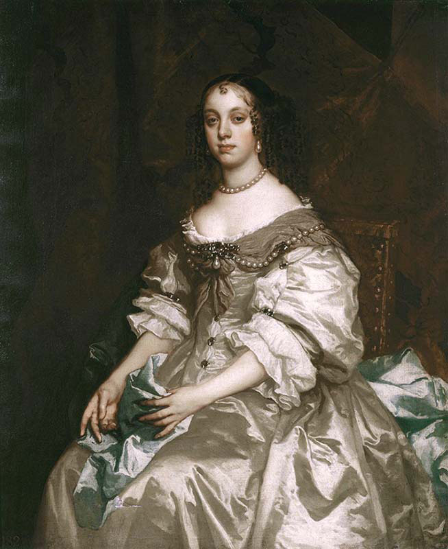 Queen Catherine of Braganza