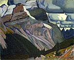 Dark Autumn-Rocky Mountains