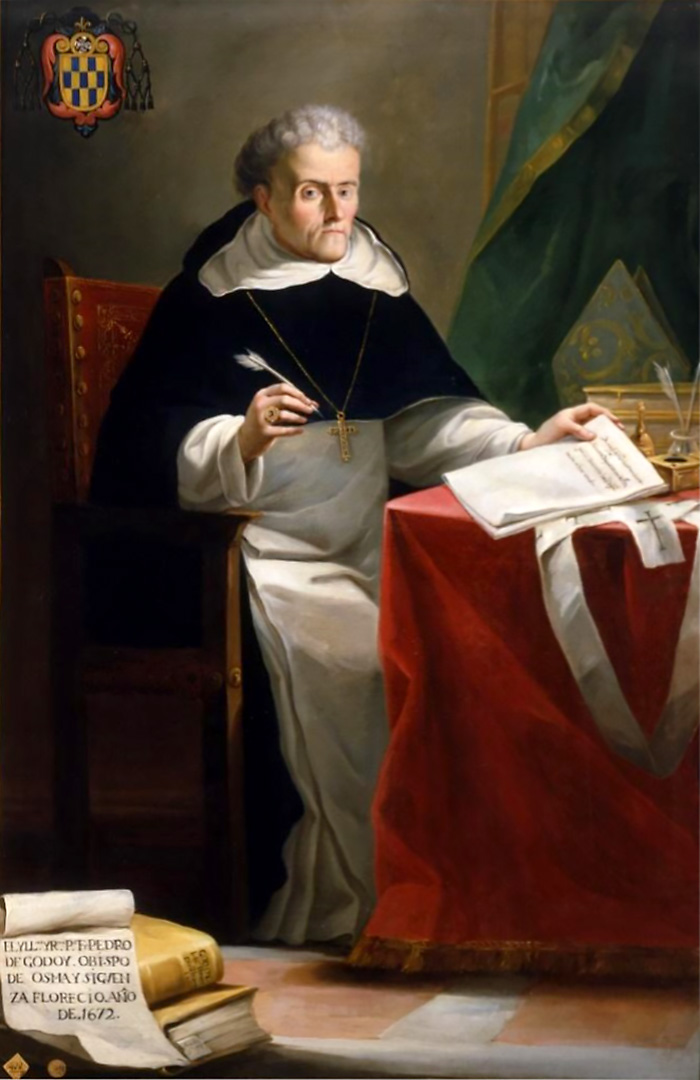 fray pedro de godoy bishop of osma