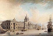 The Custom House Dublin