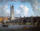 A View of London Bridge