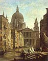 Saint Pablo Cathedral and Grand Canal