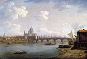 Saint Paul's and Blackfriars Bridge