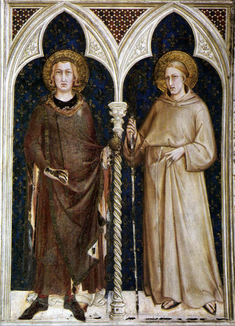 saint louis of france and saint louis of toulouse