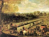 The Hunting Party at Aranjuez