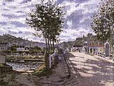The Bridge at Bougival