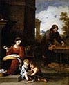 Holy Family with the Infant Saint John