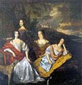 The Daughters of Frederick Henry of Orange