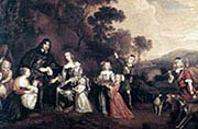 The Family of Willem van der Does