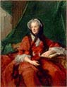 Marie Leszczynska-Queen of France-Reading the Bible