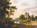 Landscape with a view of Drimnagh Castle