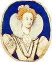Elizabeth the First of England