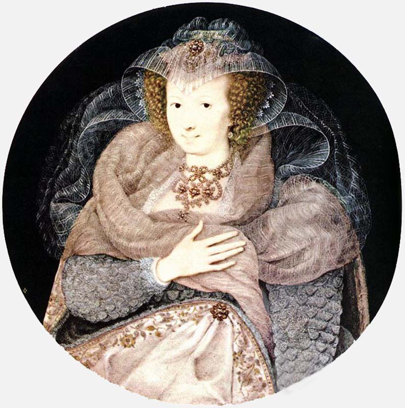 Frances Howard Countess of Somerset