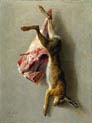 A Hare and a Leg of Lamb