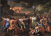doration of the Golden Calf