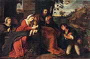 Adoration of the Shepherds with a Donor