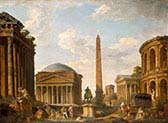 The Pantheon and Other Monuments