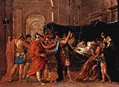 The Death of Germanicus