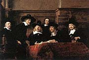 Syndics of the Amsterdam Cloth Guild
