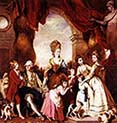 Fourth Duke of Marlborough and Family