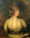 mrs maria fitzherbert wife of george the fourth