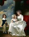 the countess of warwick and her children