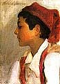 Head of a Neapolitan Boy