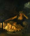 allegory of night