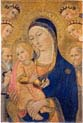 madonna and child with saint jerome saint bernardino and four angels