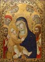 madonna and child with saints jerome john the baptist bernardino and bartholomew