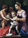 Holy Family Borgherini