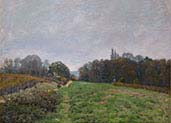 Landscape at Louveciennes